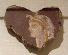 Wall Painting Fragment with a Woman in an Egyptian Headdress in the Metropolitan Museum of Art, February 2011