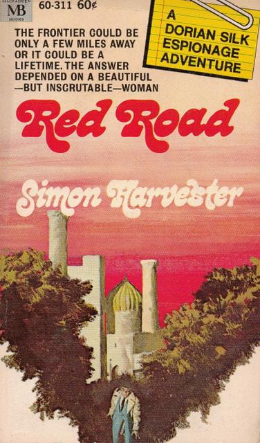 Simon Harvester - Red Road