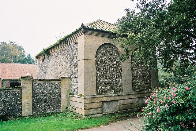 Former maltings, Letheringsettt, Norfolk