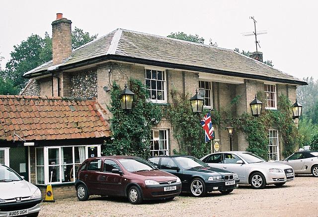 Pub at Letheringsett, Norfolk