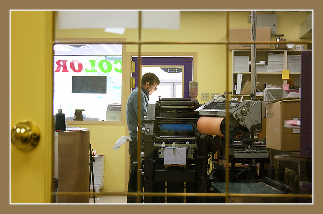 Printing Shop in Williams Lake, BC