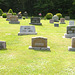 Headstones, St Joseph Twp Cemetery