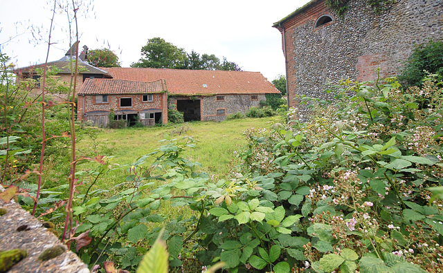 Former maltings, Letheringsettt, Norfolk