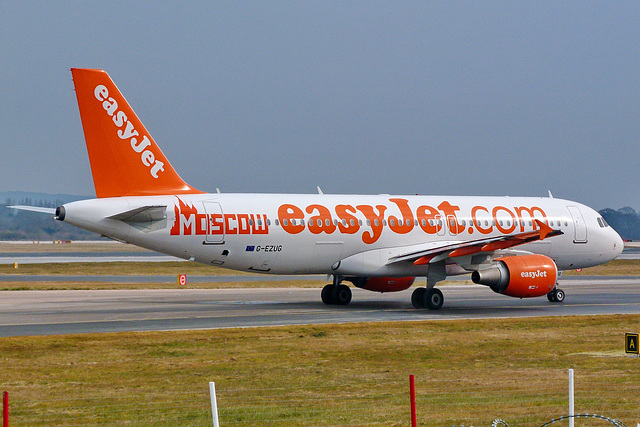 EasyJet Moscow