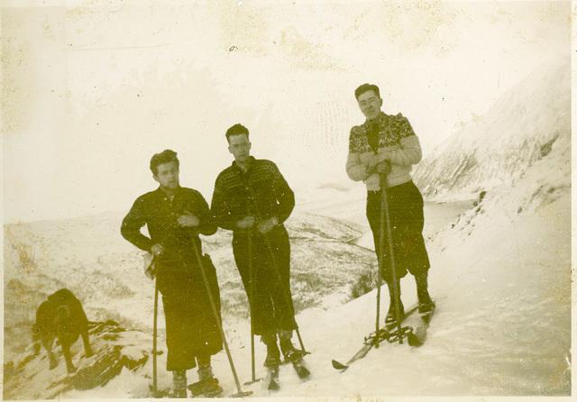 (530) Berteus Moe, Bernhard, Arne Slettnes
