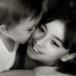 premier baiser...