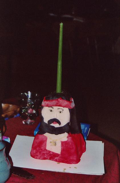 Subtletie for Feast at East Kingdom Twelfth Night, Jan. 2006