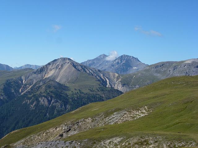 Parc National Suisse : depuis Margunet