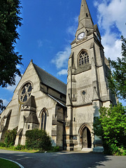 st.mary, osterley road, hounslow, london