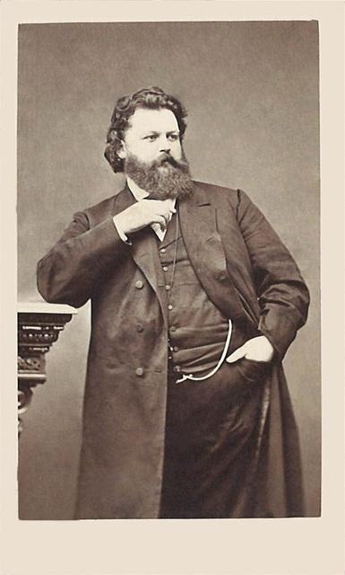 Ludwig Schnorr von Carolsfeld by Unknown