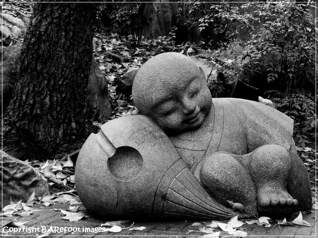 child buddha