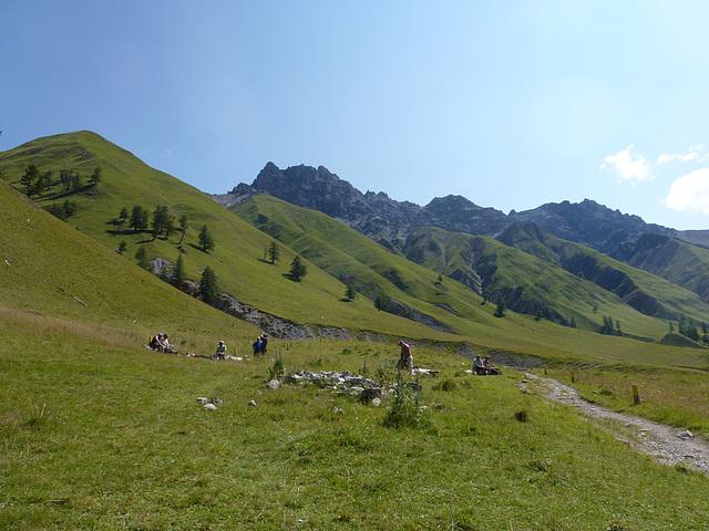Parc National Suisse (Val Trupchun)