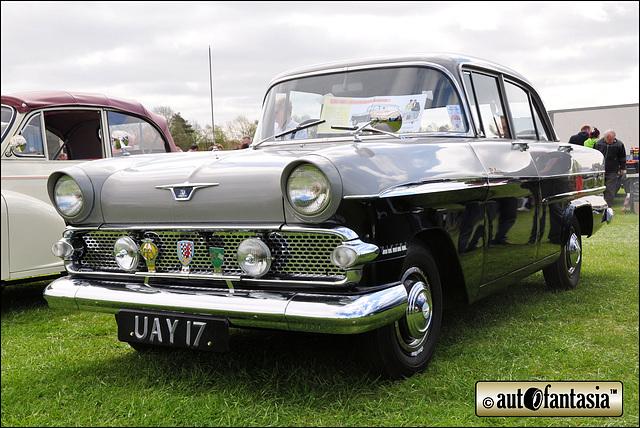 1959 Vauxhall Victor F Series - UAY 17