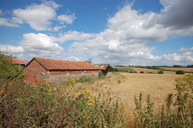 Dukes' Farm, Bungay, Suffolk