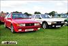 1991 VW Scirocco Mk2 - J626 UCY + 1987 VW Scirocco Mk2 GT - E48 GRE