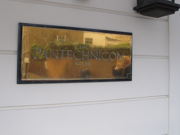 Pantechnicon Rooms