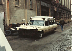 1965 Cadillac S&S Ambulance