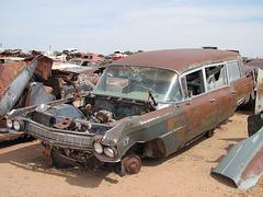 1964 Cadillac Miller-Meteor Hearse