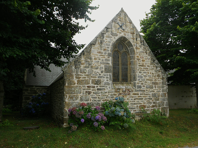 chapelle ST MAUDE