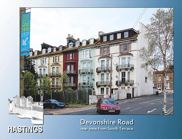 Devonshire Road Hastings 13 4 2012