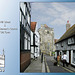 Hill St & St Clement's Old Town Hastings 14 9 2007
