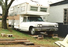 1960 Cadillac Motorhome
