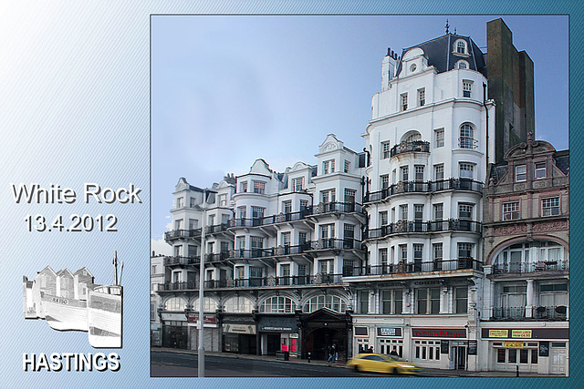White Rock frontage 13 4 2012
