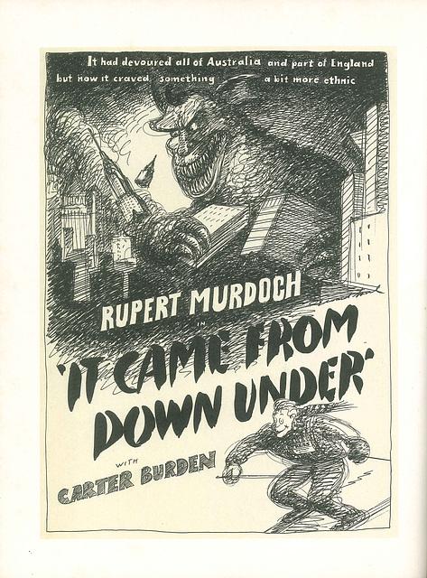 Murdoch Marauding