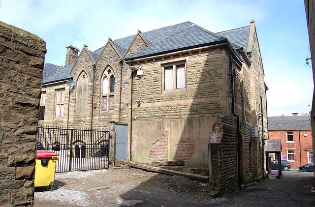 Former Baptist Schools, Accrington, Lancashire