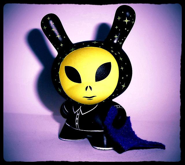 alien dunny