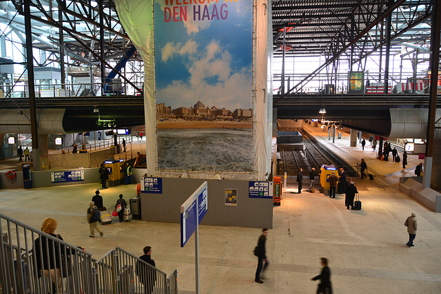 The Hague Central Station