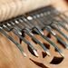 Kalimba (Thumb Piano) Tines
