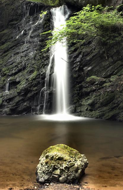 Fairy Glen, Rosemarkie, Scottish Highlands