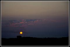 BELFORT: Levé du soleil 2013.08.30