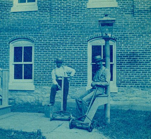 Lawn Mower Men