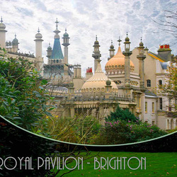 The Royal Pavilion - west side