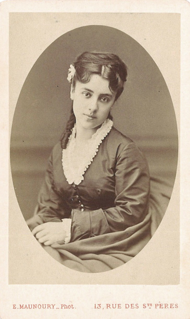 Marguerite Chapuy by Maunoury
