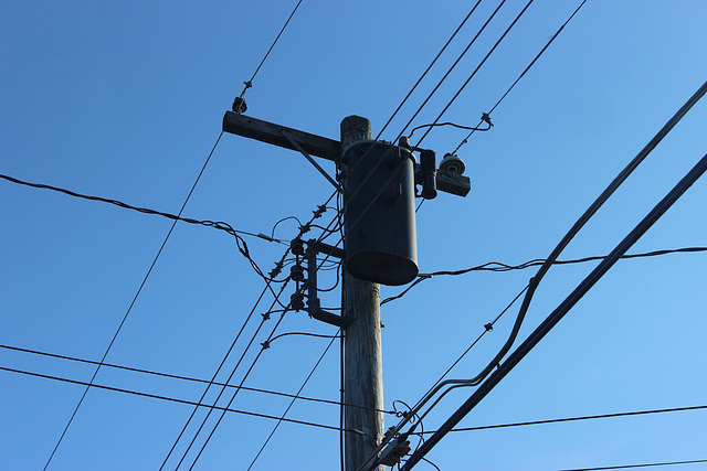 CL&P 7.97kV - Coventry, CT