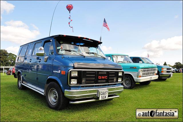 Chevrolet GMC - G607 SGK