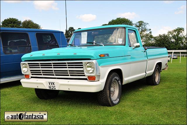 1969 Ford - VVK 162G
