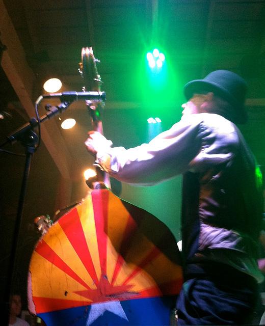 Bassist, Black Irish Texas
