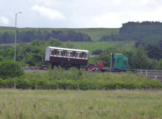 NSR 127 - on the A69