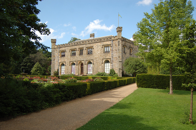 Townley Hall, Lancashire