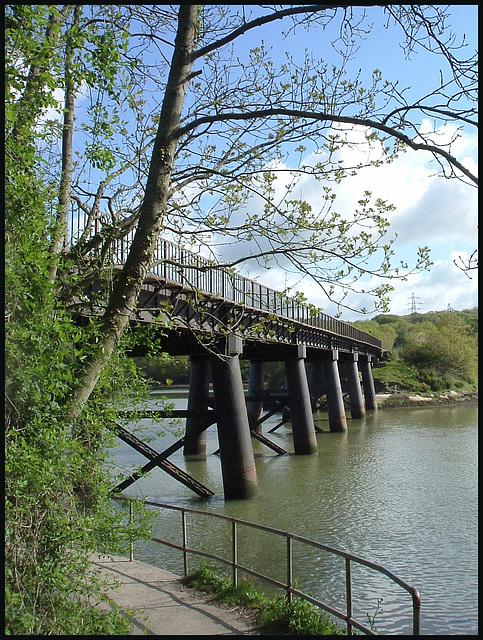 Black Bridge, Ernesettle