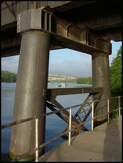 under the Black Bridge