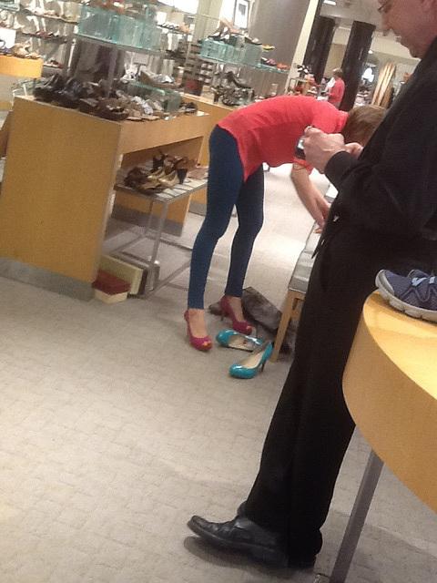 Russian shopping in USA 3