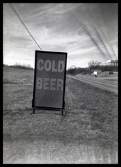 Cold Beer In Kentucky