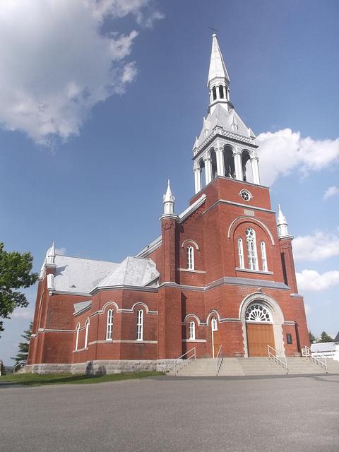 Église du Québec / Quebec church
