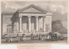 Brunswick Chapel, Moss Street, Liverpool (Demolished)