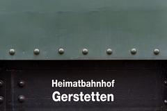 Heimatbahnhof Gerstetten
